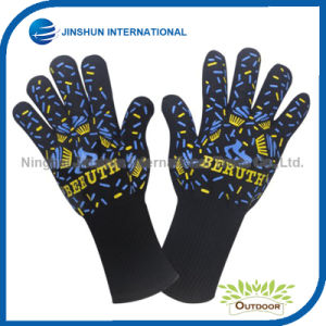 The New BBQ High-Temperature Cut Glove pictures & photos