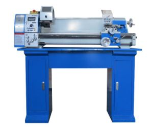 Very Hot Manual Metal Bench Machine Metal Lathe Wm250V-F pictures & photos