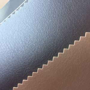 Synthetic PU Leather for Luxury Watch Box Jewel Case pictures & photos