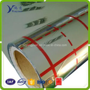 Metalized Pet Film with Extrusion PE Coating pictures & photos