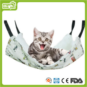Fleece Hammock Cat Bed Pet Product pictures & photos