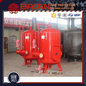 Vertical Type Foam Bladder Tank for Foam Tank System pictures & photos