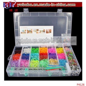 Party Decoration DIY Toys Loom Bands for Children Toy (P4130) pictures & photos