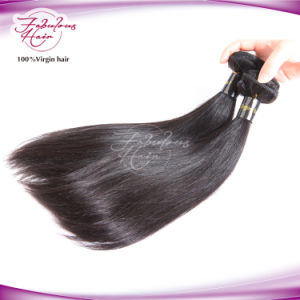 8A Raw Unprocessed Top Quality Cheap Mongolian Virgin Hair Straight pictures & photos