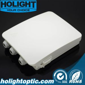 FTTH Terminal Box 12 Core Outdoor Type pictures & photos
