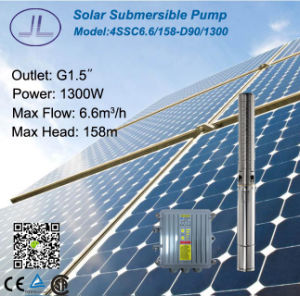 1300W 4in Submersible Solar Water Pump for Irrigation System pictures & photos