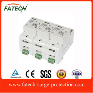 500V Three Phase DC 60ka Solar PV Surge Arrester pictures & photos