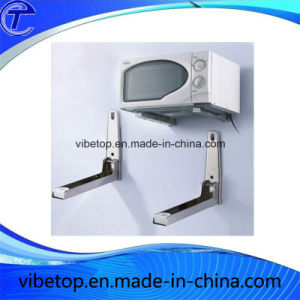 Stainless Steel Microwave Oven Wall Mounted Holder with Factory Price pictures & photos