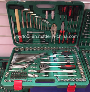 "145PCS 1/4""3/8""&1/2""Socket Wrench Set (FY145B) pictures & photos"