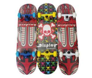 Maple Professional Skateboard Street Road Longboard Skate Board pictures & photos