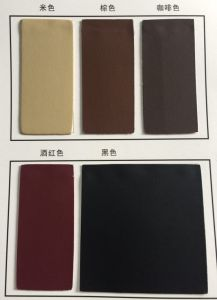 PVC Artificial Leather Synthetic Leather for Car Seat Cover pictures & photos