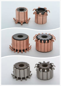 Hook Type Commutator for Motor Parts pictures & photos