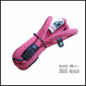 Elastic Retractable Leather Pet Dog Leash Rope Expandable Bicycle Dog Leash pictures & photos