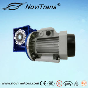 0.75kw AC Overcurrent Protection Motor with Decelerator (YFM-80E/D) pictures & photos