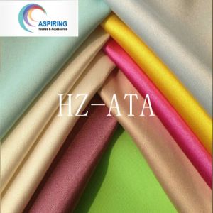 Cheap Stretch Satin Fabric pictures & photos