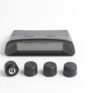 Smaller Sensors External Solar Charge TPMS Tire Pressure Monitor System pictures & photos