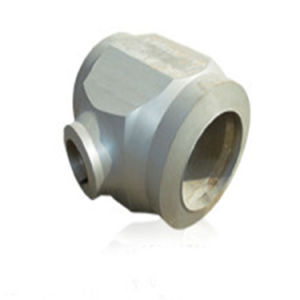 Pipe Fitting Stainless Steel Tee pictures & photos