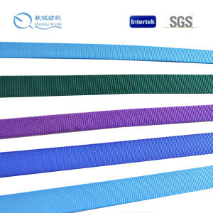 2017high Quality Webbing for Yoga Belt Nylon Strapping Webbing pictures & photos