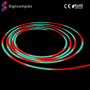 Christmas Party Decoration Neon Lamp, IP68 5050 LED Neon Flex Sign Outdoor pictures & photos