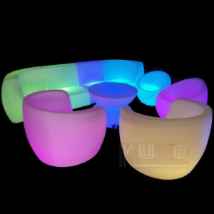 Color Changing Waterproof LED Light Chair pictures & photos
