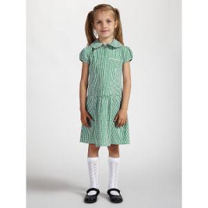 Custom Primary School Uniform Designs for School Dress pictures & photos