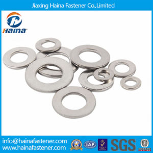 DIN125 Stainless Steel Plain Washer Ss304 Ss316 Flat Washers pictures & photos