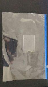 Semi Automatic PVC Zipper Bag Making Machine (BC-SA 600) pictures & photos