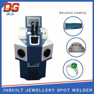 Hot Sale 100W Build-in Jewelry Laser Welding Machine Spot Welding pictures & photos
