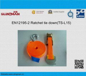 En12195-2 Ratchet Tie Down (TS-L13-03)