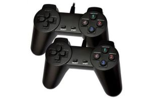USB Double Gamepad