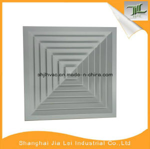 Factory Supply Temperature Control Square Air Diffuser