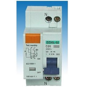 Tgm30L Earth Leakage Circuit Breaker pictures & photos