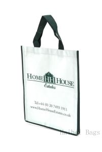 Laminmated Promotional Tote (hbnb-585) pictures & photos