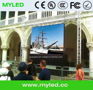 LED Display Screen /LED Sign/ LED Curtain/ LED Mesh pictures & photos