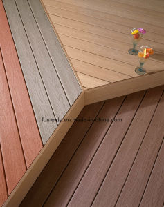 Hot Sale Waterproof Composite Decking Plastic WPC pictures & photos