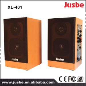 35W 4 Inch Active Multimedia 2.0 Speaker XL-402 for Classroom pictures & photos