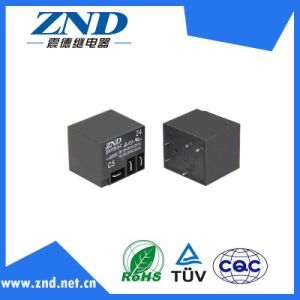 Zd4115k (T91) 24V 30A Miniature Power Relay for Industrial&Household Appliances Electromagnetic Relay pictures & photos