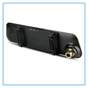 4.3 Inch Digital Camera Rear View Mirror with Video Recorder pictures & photos