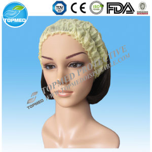Disposable Woodproof Head Band for Beauty Salon/ Hairband for SPA pictures & photos