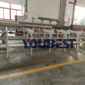 Professional Workshop Type Pipe Spool Fabrication System pictures & photos
