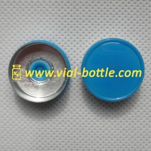 White Flip off Serum Vial Seals for Pharmaceutical Use (20MM / HVFT009) pictures & photos