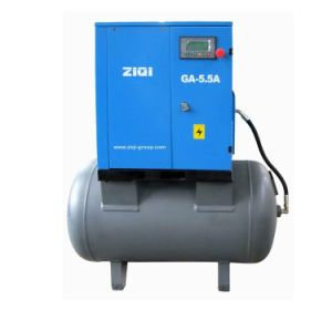 Air Compressor Compact with Tank for Sale pictures & photos