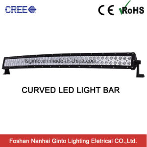 42inch 2400W Waterproof Bent Curved 4X4 LED Driving Light Bar (GT3102-240CR) pictures & photos