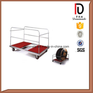 Retangular Round Table Trolley (BR-TR009) pictures & photos