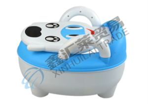 High Quality Baby Plastic Toilet Seats New Portable Potty Chair pictures & photos