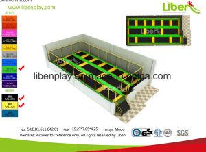 Liben Indoor Large Free Jump Trampoline Park pictures & photos