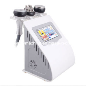 5 In1 Vacuum 40K Sextupole Tripolar RF Weight Loss Beauty Equipment pictures & photos