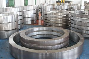 Bespoke Steel Ring Gear Forgings pictures & photos