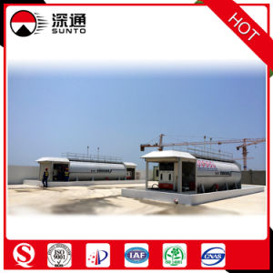 Anti-Explosion Mobile Fuel Station pictures & photos