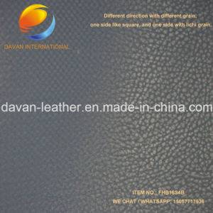 2016 Fashion Artificial Leather Silky Velet for Shoes Bags pictures & photos